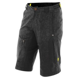 Pearl Izumi Launch Mountain Bike Shorts (For Men) in Grey Scrib