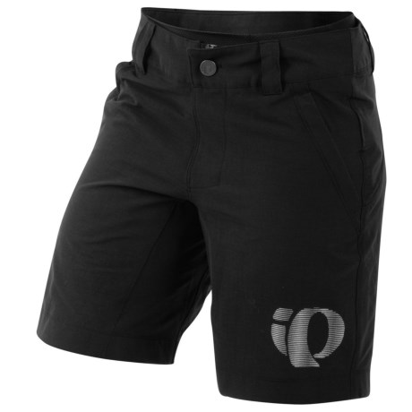 Pearl Izumi Launch Mountain Bike Shorts (For Women) in Black