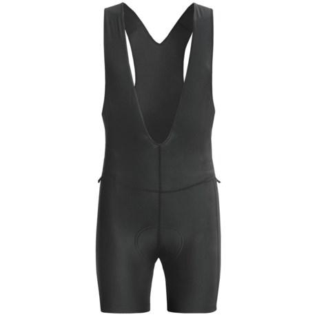 Pearl Izumi Liner Cycling Bib Shorts (For Men) in Black
