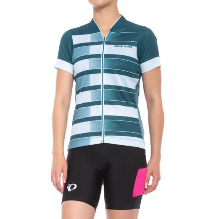 Pearl Izumi LTD Mountain Bike Jersey - Short Sleeve (For Women) in Blue  Steel 7c69a6733