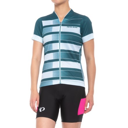 174b13d4896c97 Pearl Izumi LTD Mountain Bike Jersey - Short Sleeve (For Women) in Blue  Steel
