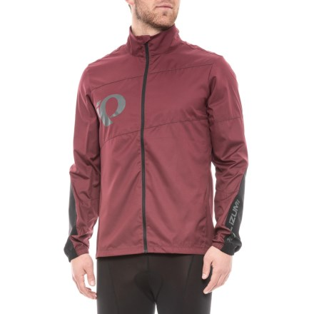 cefd089c56717 Pearl Izumi MTB Barrier Cycling Jacket (For Men) in Port - Closeouts