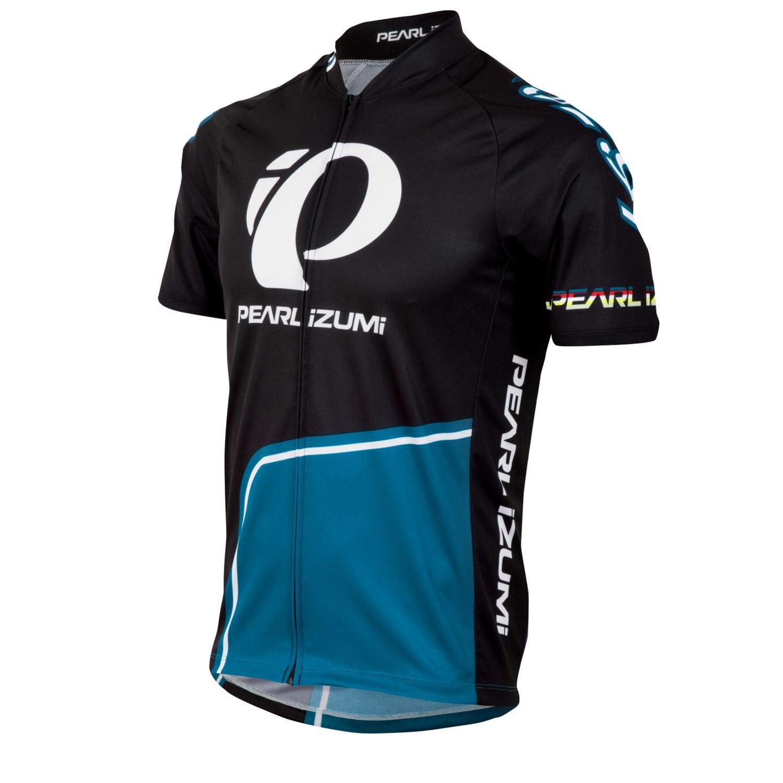 Pearl izumi mtb ltd cycling jersey full zip short for Pearl izumi cycling shirt
