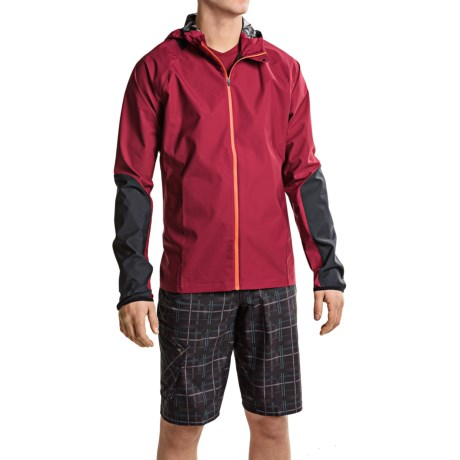 Pearl Izumi MTB WRX Jacket (For Men) in Tibetan Red