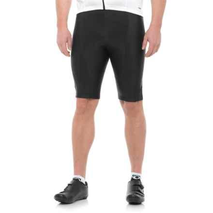 Pearl Izumi Podium Bike Shorts (For Men) in Black/Black - Closeouts