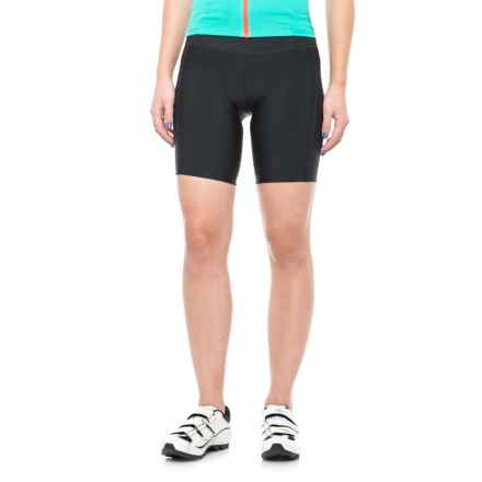 Pearl Izumi Podium ELITE Bike Shorts (For Women) in Black/White - Closeouts