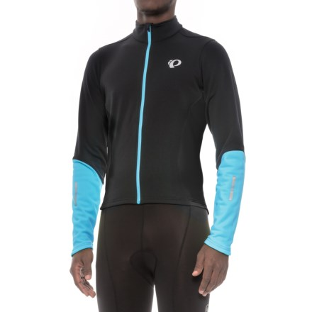 Pearl Izumi Podium ELITE Thermal Cycling Jersey - Full Zip (For Men) in  Black e99563d36