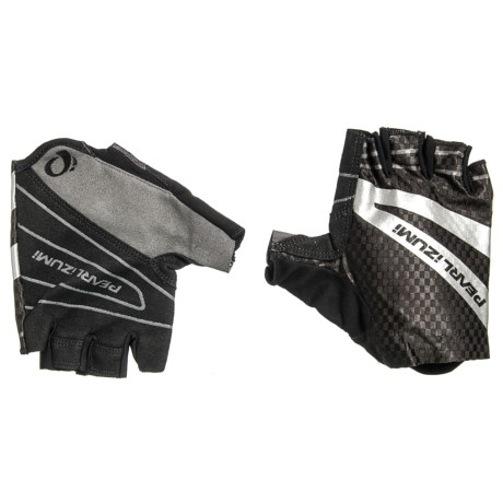 Pearl Izumi P.R.O. Aero Bike Gloves (For Men and Women) in Black