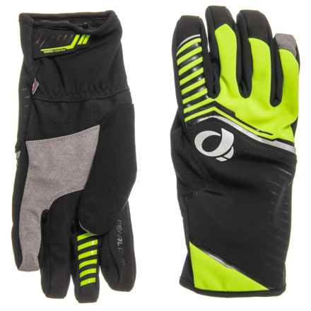 Pearl Izumi P.R.O. AmFIB® Gloves - Insulated (For Men) in Screaming Yellow - Closeouts