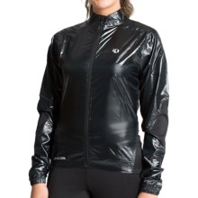 Pearl Izumi P.R.O. Barrier Lite Cycling Jacket (For Women) in Black - Closeouts