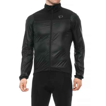 Pearl Izumi P.R.O. Barrier Lite Jacket (For Men) in Black/Black - Closeouts