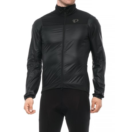 Pearl Izumi P.R.O. Barrier Lite Jacket (For Men) in Black/Black