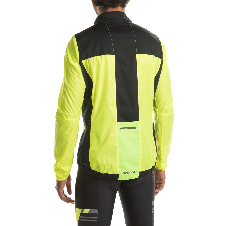Pearl Izumi P.R.O. Barrier Lite Jacket (For Men) - Save 80% 389c91c0c