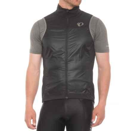Pearl Izumi P.R.O. Barrier Lite Vest (For Men) in Black/Black - Closeouts