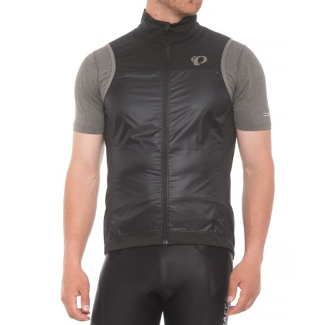 Pearl Izumi P.R.O. Barrier Lite Vest (For Men) in Black/Black