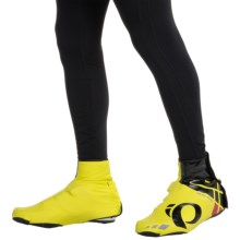 Pearl Izumi P.R.O. Barrier WxB Cycling Shoe Covers - Waterproof (For Men and Women) in Screaming Yellow - Closeouts