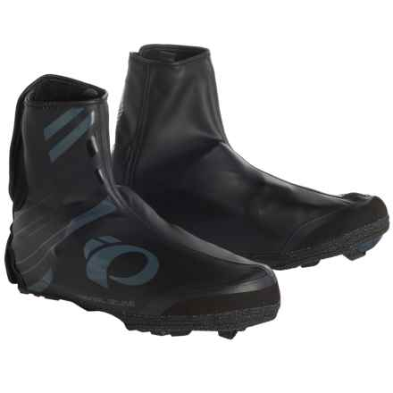 Pearl Izumi P.R.O. Barrier WxB MTB Shoes Cover in Black - Closeouts
