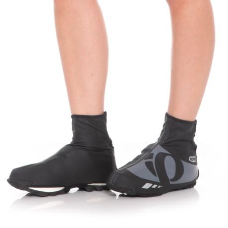 Pearl Izumi P.R.O. Barrier WxB Shoe Covers in Black