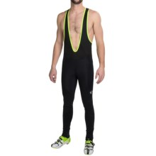 Pearl Izumi P.R.O. Cycling Bib Tights (For Men) in Black - Closeouts