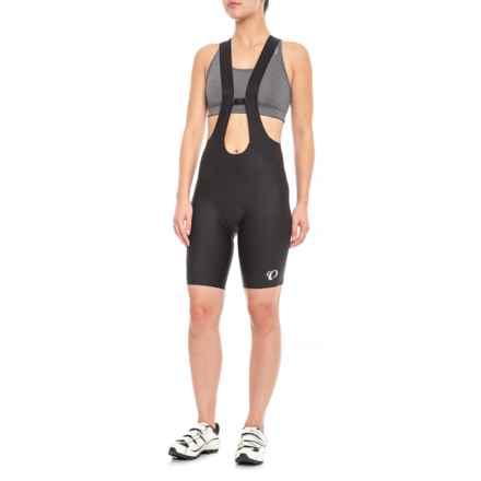 Pearl Izumi P.R.O. Escape Cycling Bib Shorts (For Women) in Black - Closeouts