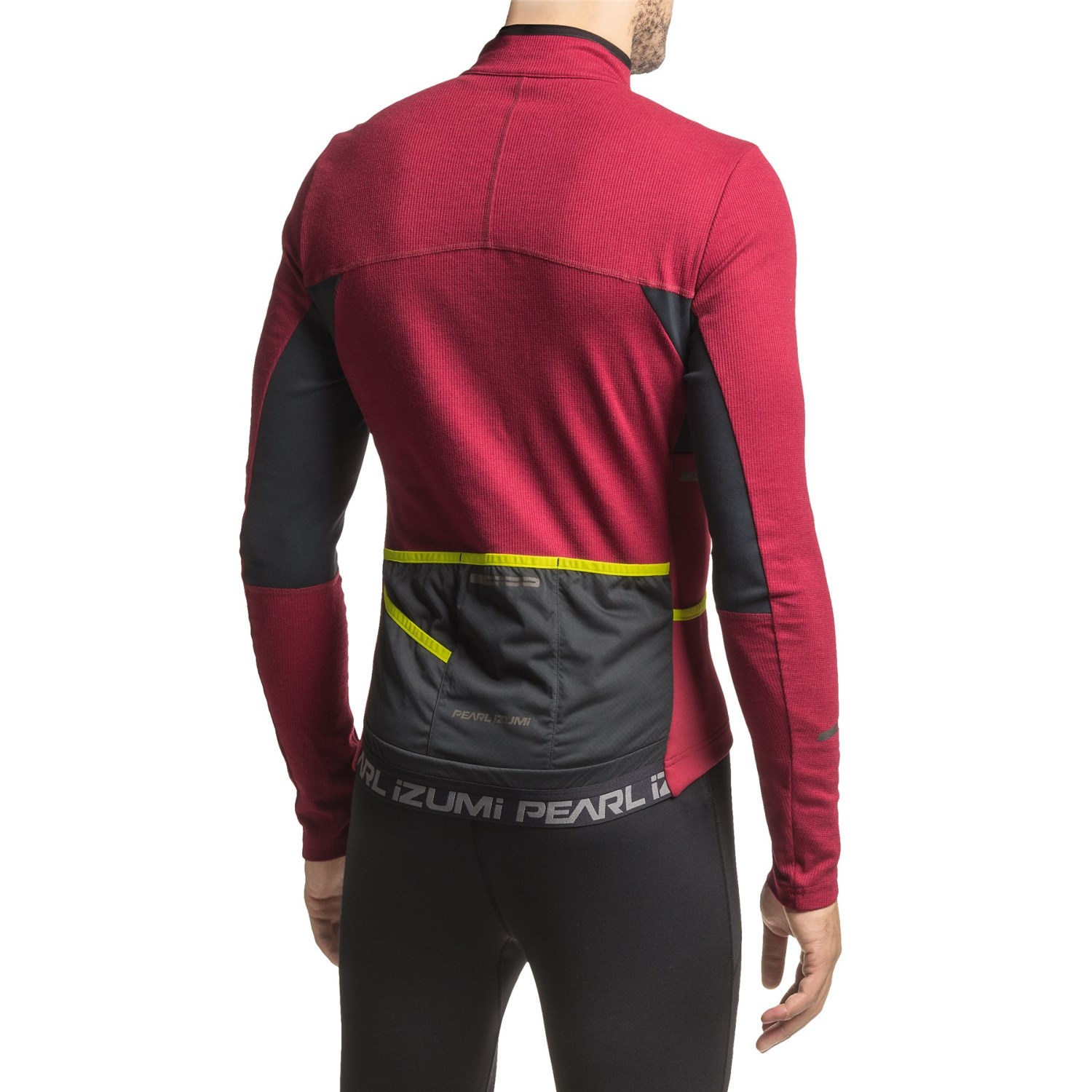 Pearl Izumi P.R.O Escape Thermal Cycling Jersey (For Men) - Save 73% 223d637b1