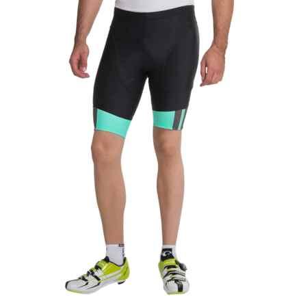 Pearl Izumi P.R.O. In-R-Cool® Bike Shorts (For Men) in Orange Mint - Closeouts