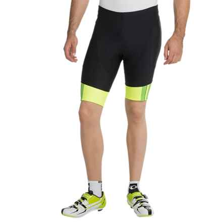 Pearl Izumi P.R.O. In-R-Cool® Bike Shorts (For Men) in Screaming Yellow/Black - Closeouts