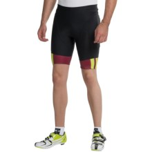 Pearl Izumi P.R.O. In-R-Cool® Bike Shorts (For Men) in Tibetan Lime - Closeouts