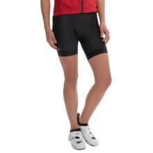 Pearl Izumi P.R.O. In-R-Cool® Cycling Shorts (For Women) in Black - Closeouts