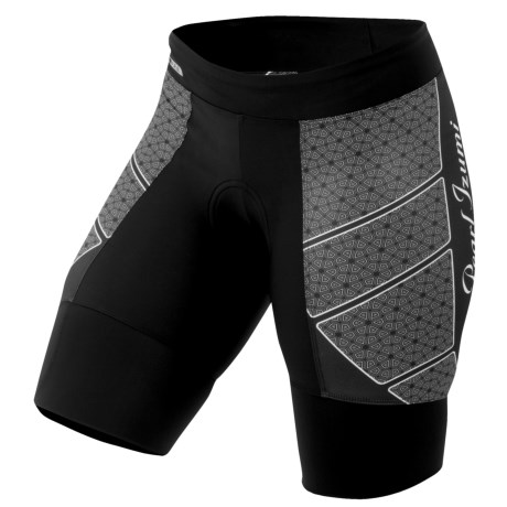 Pearl Izumi P.R.O. In-R-Cool Leader Cycling Shorts (For Women) in Black