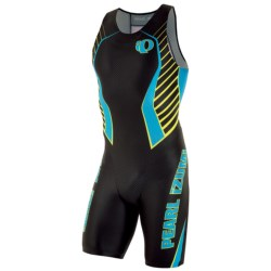 Pearl Izumi P.R.O. In-R-Cool® Tri Suit (For Men) in Atomic Black
