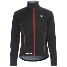 Pearl Izumi P.R.O. Jacket - Soft Shell (For Women) in Black - Closeouts