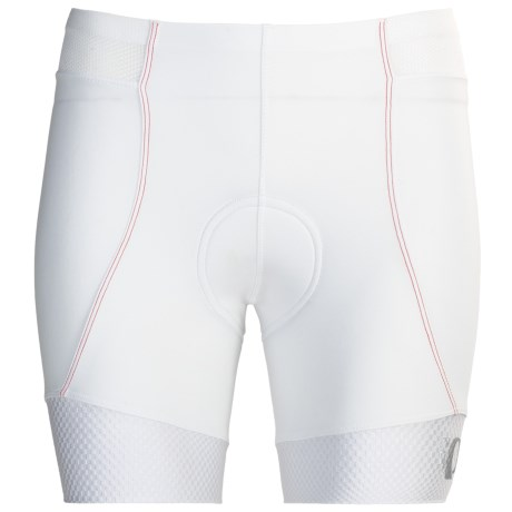 Pearl Izumi P.R.O. Leader Shorts (For Women) in White