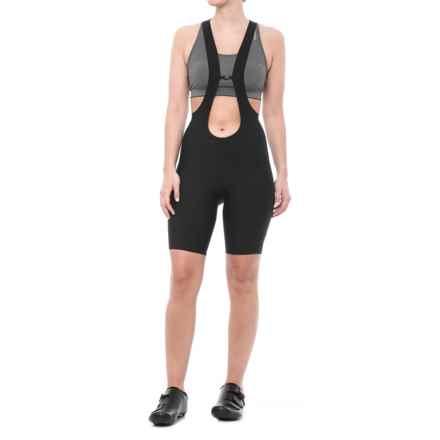 Pearl Izumi P.R.O. Pursuit Cycling Bib Shorts - UPF 50+ (For Women) in Black - Closeouts