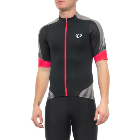 e6e6f7cd5 Pearl Izumi P.R.O. Pursuit Leader Cycling Jersey - Short Sleeve (For Men)  in Black