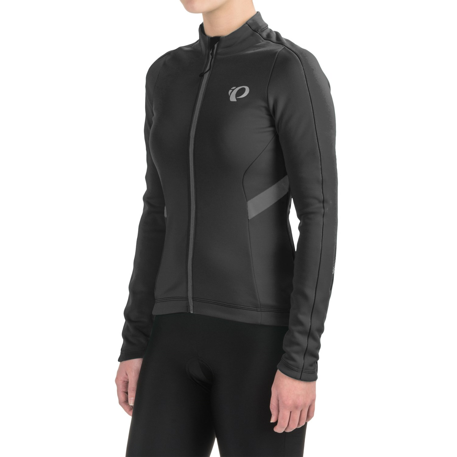 Pearl Izumi P.R.O. Pursuit Thermal Cycling Jersey - Long Sleeve (For Women)  in Black ... 3de526d7a