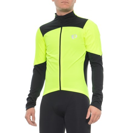 Pearl Izumi P.R.O. Pursuit Wind Cycling Jersey - Full Zip a1b26996a