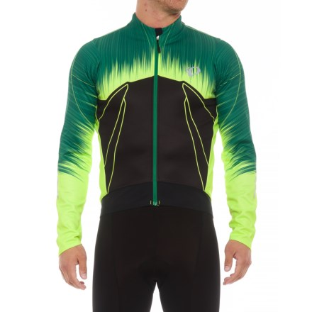 ad0f7afa1 Pearl Izumi P.R.O. Pursuit Wind Thermal Jersey - Long Sleeve (For Men) in  Pro