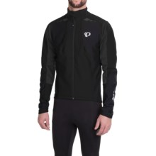 Pearl Izumi Pro Soft Shell 180 Cycling Jacket (For Men) in Black - Closeouts