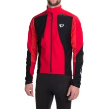 Pearl Izumi Pro Soft Shell 180 Cycling Jacket (For Men) in True Red/Black - Closeouts
