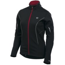Pearl Izumi P.R.O. Soft Shell 3x1 Jacket - 3-in-1 (For Women) in Black - Closeouts