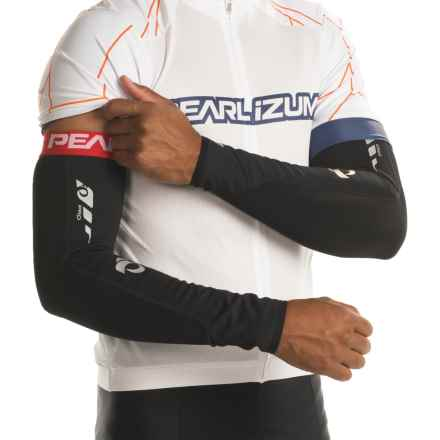 Pearl Izumi P.R.O. Soft Shell Arm Warmers in Black - Closeouts