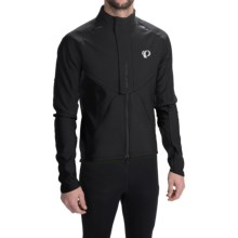 Pearl Izumi P.R.O. Soft Shell Cycling Jacket (For Men) in Black - Closeouts