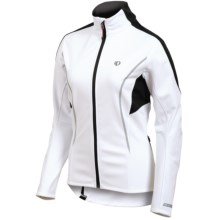Pearl Izumi P.R.O. Soft Shell Jacket (For Women) in White - Closeouts