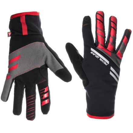 Pearl Izumi P.R.O. Soft Shell Lite PrimaLoft® Gloves - Insulated (For Men and Women) in True Red - Closeouts