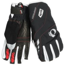Pearl Izumi PRO Soft Shell WxB 3x1 Bike Gloves - Waterproof, 3-in-1 (For Men) in Black - Closeouts