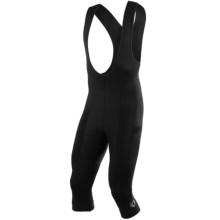 Pearl Izumi PRO Thermal Bib Tights - 3/4 Length (For Men) in Black/Black - Closeouts
