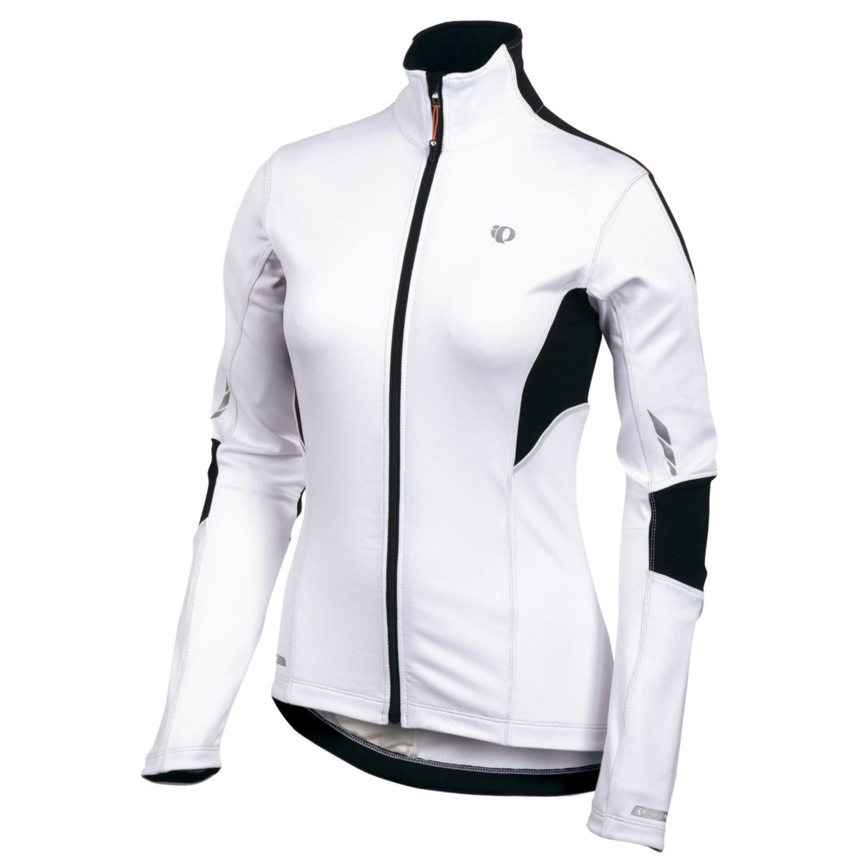 Pearl izumi p r o thermal cycling jersey full zip long for Pearl izumi cycling shirt