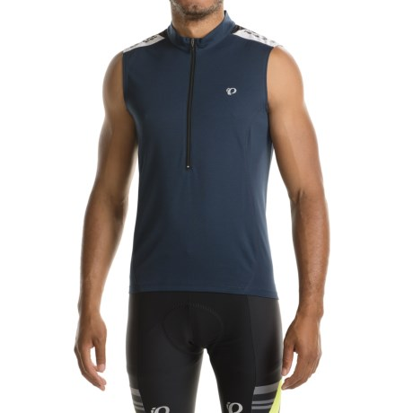 Pearl Izumi Quest Cycling Jersey - Sleeveless (For Men)