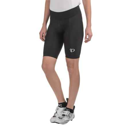 Pearl Izumi Quest Cycling Shorts (For Women) in Black/Black - Closeouts